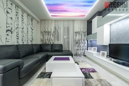Арт-потолок